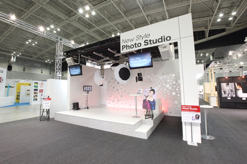 CP+2011 Canon Booth