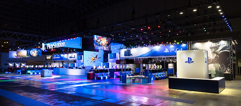 Tokyo Game Show 2016   Sony Interactive Entertainment Booth