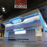 Security Show2014 SECOM booth